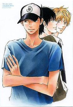 Kimi ni Todoke  - Ryuu Sanada Kimi Ni Todoke, Zoro, Me Me Me Anime, Anime Manga, Otaku, Addiction