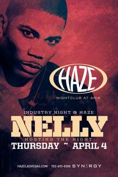 @Haze Las Vegas Las Vegas Inside aria On Thursday, April 4