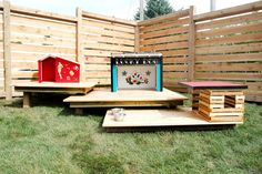 Ideas for the dog house