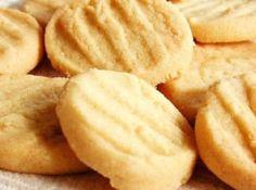 Biscoitinhos de Nata - Veja mais em: http://www.cybercook.com.br/receita-de-biscoitinhos-de-nata.html?codigo=15369