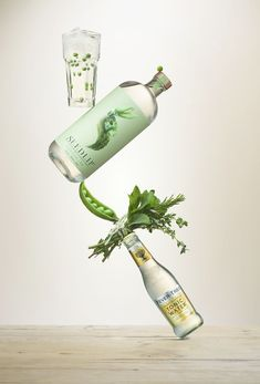 Drinks photography inspired by Seedlip #balance #advertising #seedlip #cocktail