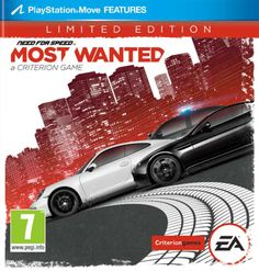 PS3 Need For Speed Most Wanted - Limited Edition