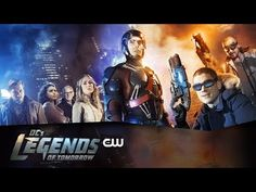 LEGENDS OF TOMORROW First Look Trailer and Images | The Entertainment Factor