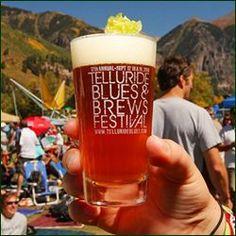 Telluride Blues and Brews Festival - Telluride Colorado