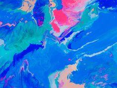 Fluid art Space Fantasy, Abstract, Artwork, Painting, Summary, Work Of Art, Auguste Rodin Artwork, Painting Art, Artworks