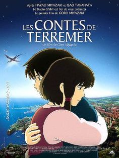 Tales from Earthsea Hayao Miyazaki, Film D'animation, Film Movie, Totoro, Film Animation Japonais, Tales From Earthsea, Fantasy News, Tsurezure Children, Film Anime