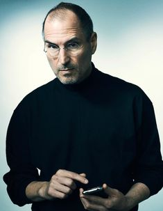 Steve Jobs by Joe Pugliese