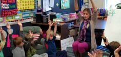 The teacher in this video models a lesson using whole brain teaching. She implements many strategies to motivate, engage and manage her students.
