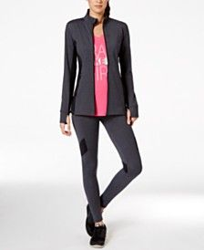 Ideology Jacket, Graphic T-Shirt & Leggings, Only at Macy's