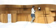 Cardboard multiple functions