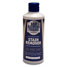 Bar Keepers Friend Multi Surface Household Cleaner & Stain Remover Powder 250g Home Care Oxalic Acid, Bar Keepers Friend, Stainless Steel Pans, Thing 1, Soap Scum, Coffee Staining, Household Cleaners, Cleaning Supplies, Cleanser
