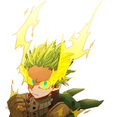 Character: Midoriya Izuku