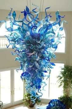 Amazing Chihuly Sculpture