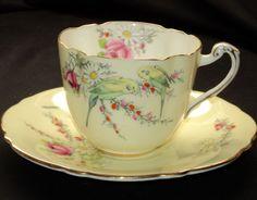 Paragon 'Princess Margaret Rose' teacup and saucer