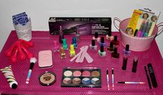 Beauty-Party-Box  Beauty-Material Party In A Box, Beauty, Matching Costumes, Games, Beleza