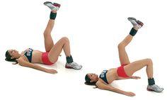 Bumbum durinho em 5 minutos com 6 exercícios - Fitness - MdeMulher - Ed. Abril