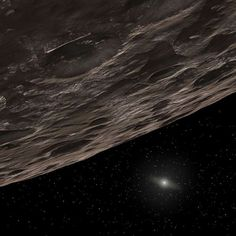 A new dwarf planet has been found within our Solar System. The newly discovered object located beyond Pluto's orbit is believed to be large enough to qualify as a dwarf planet. Solar System Exploration, Space Exploration, Nasa, Planets And Moons, Dwarf Planet, Planetary Science, Science Photos, Floating In Water, Our Solar System