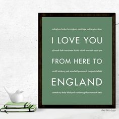 What do Robin Hood, Harry Potter, and Big Ben all have in common? They are all part of your favorite country, England! Never forget they excitement of a recent