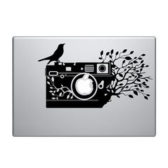 Camera Lens MacBook Pro Decal Wish List Pinterest Macbook - Custom vinyl decals macbook