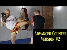 Advanced Muay Thai Counter Combo - Version #2 - YouTube
