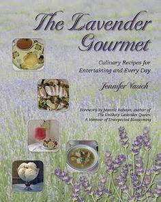 Lavender recipe book
