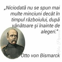 Otto Von Bismarck, True Words, Proverbs, Love Quotes, Wisdom, Sports, Milan, Motivational, Cross Stitch