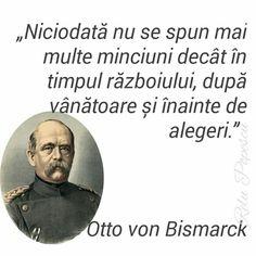 Otto Von Bismarck, Cross Stitch Flowers, True Words, Proverbs, Love Quotes, Wisdom, Motivation, Sports, Milan