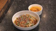 Spaghettie venkel en salami (54)