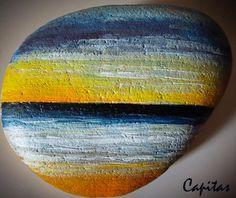 Piedra natural decorada - artesanum com
