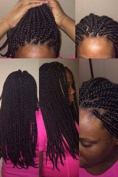 Braids by Starisha Eden NC - http://www.blackhairinformation.com/community/hairstyle-gallery/braids-twists/braids-starisha-eden-nc/