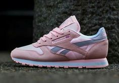 """the latest 3ad0d c2b19 Reeboks Classic Leather silhouette has been subject to a number of new  looks lately, whether it be the Summers Suede Pack or the Snipes """"Camp  Out"""" look in ..."""