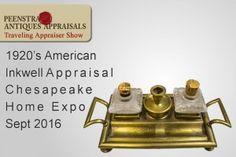 Inkwell Antique Appraisal Easton  Maryland Appraiser