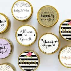 50 x custom wedding favour soy candles - large deep travel tin candle gift - personalised gold or silver candles - hours burn by thecoconutdream on etsy Custom Wedding Favours, Candle Wedding Favors, Candle Favors, Diy Wedding, Wedding Gifts, Wedding Ideas, Tin Candles, Guest Gifts, Gifts