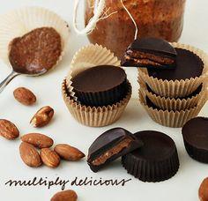 Dark Chocolate Java Cups #MultiplyDelicious
