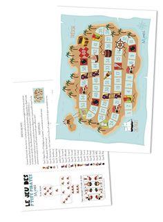 Spill av de små piratene til å skrive ut Image Pinterest, Under The Sea, Board Games, Classroom, Animation, Teaching, Activities, Education, Kids
