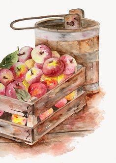 Harvest by Alla Pimm, via Flickr
