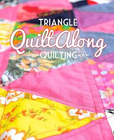 Quilting: DIY Quilting