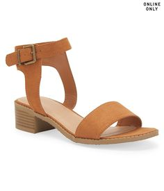 Aeropostale Women's Wild Diva Lounge April Sandal -- Don't get left behind, see this great product : Strappy sandals Mid Heel Sandals, Strappy Sandals, Heels, Shoes Sandals, Up Styles, Aeropostale, Shoe Bag, Diva, Lounge