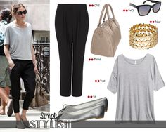 Olivia Palermo: Simple Stylish | http://getthelookoliviapalermo.blogspot.com.es/