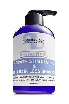 9 Best Hair Growth Shampoos - Shampoo Products to Prevent Hair Loss and Thinning Hair #thinninghairmen #ArganOilForHairLoss