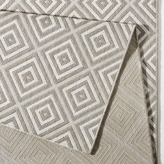 Flachgewebter Teppich Meadow in Grau Sisal, Flower Boxes, Grey Rugs, Cool Rooms, Home Collections, Quilts, Blanket, Balcony, Gray Carpet