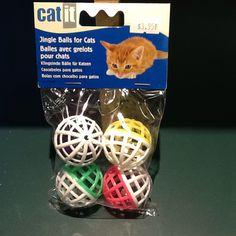 Cat It  Jingle Balls $3.95