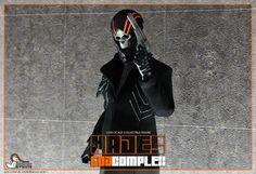 Foxbox Studio - God Complex: Hades 1/6 Scale Collectible Figure