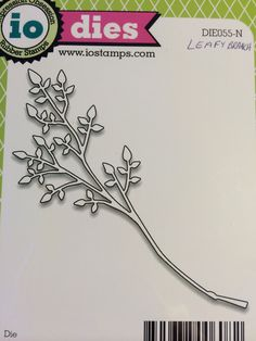 Impression Obsession Leafy Branch