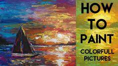 speedart tutorial here: https://youtu.be/tNqIuKLOI30 #howtopaint #colorful #picture #speedart #painting