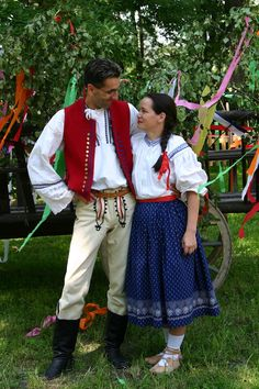 Czechy-strój wałaski