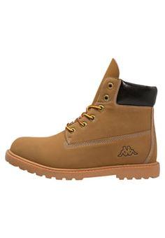 - Kappa KOMBO - Kozačky na chození - beige/brown - Zalando. Sport, Walking Boots, Thomas Sabo, Brown Beige, Kappa, Timberland Boots, Trekking, Hiking, Service Client