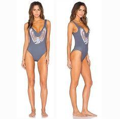 New Women One Piece Swimsuit Beachwear Swimwear push up monokini bikini Bathing