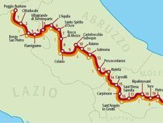 Poggio Bustone - Monte Sant'Angelo (Seracchioli)