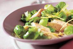 Das Rezept für Rosenkohl mit Forellenfilet mit allen nötigen Zutaten und der einfachsten Zubereitung - gesund kochen mit FIT FOR FUN